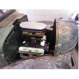 onde encontrar customização para carro antigo com motor v8 Moema