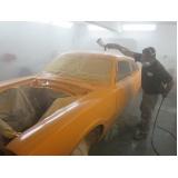 onde encontrar funilaria e pintura para carros antigos Sacomã