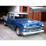 onde encontrar modificação em carros antigos Parque São Domingos