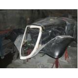 onde encontrar restauração de carros em fibra Santa Cecília