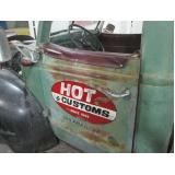 onde encontrar resturação para carro antigo hot rods Jaraguá