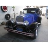 onde encontro customização de carros antigos chevrolet Parque São Rafael