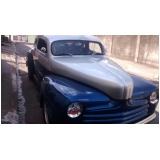 onde encontro customização de carros antigos ford Parque Peruche