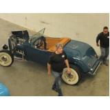 onde encontro customização para carros antigos hot rods Santana