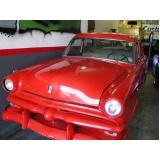 onde encontro oficina de modificação de carros antigos muscle cars Tatuapé