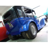 onde encontro oficina de modificação para carros antigos hot rods Pacaembu