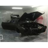 onde encontro pintura para carro antigo muscles cars Vila Esperança