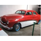 onde encontro reforma de carros antigos colecionáveis Bom Retiro