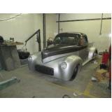 onde encontro restauração de carros em fibra Taboão da Serra