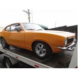 onde encontro restauração de carros maverick Raposo Tavares