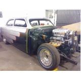 pintura de carro antigo muscles cars Santana