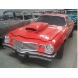 pintura para carro antigo muscles cars preço Rio Pequeno