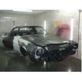pintura para carro antigo muscles cars Serra da Cantareira