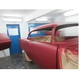 pintura para carros antigos hot rods preço Cajamar