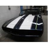 pintura para carros antigos preço Limão