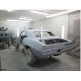 pintura para carros antigos Ibirapuera