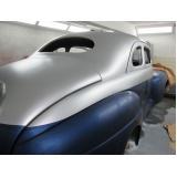 pinturas de carros modificados preço Vila Esperança