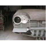 reforma de carro antigo com motor v8 Pinheiros