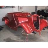 reforma de carros antigos com motores v8 Pirituba