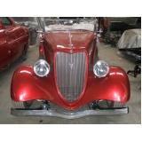 reforma de carros antigos Cajamar
