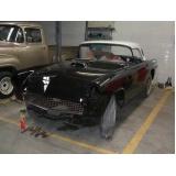 reforma de carros clássicos ford Aclimação