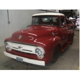 reforma de carros antigos colecionáveis