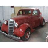 reforma de carros velhos