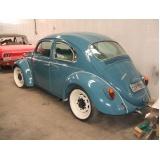 reforma e pintura de carros clássicos
