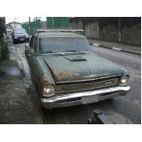 reforma e pintura de carro antigo Vila Formosa