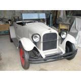 reforma e pintura de carro clássico Jaguaré