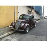 reforma e pintura de carros antigos preço Parque São Domingos