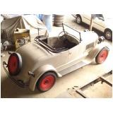 reforma e pintura de carros clássicos preço São Lourenço da Serra