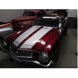 restauração de carro antigo muscle cars preço Moema