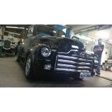 restauração de carro antigo muscle cars Belém