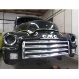 restauração de carro antigo para colecionadores Vila Medeiros