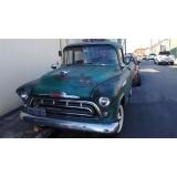 restauração de carro antigo rat rod preço Bairro do Limão