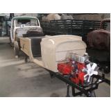 restauração de carro antigo Vila Formosa