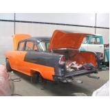 restauração de carro clássico Barra Funda