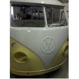 restauração de carro kombi Caieiras