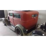 restauração de carros antigos rat rod Vila Sônia