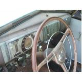 restauração de carros antigos Anália Franco