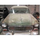 restauração de carros clássicos Santo Amaro