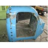 restauração de carros em fibra de vidro Ibirapuera
