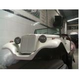 restauração de carros em fibra preço Embu das Artes