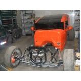 restauração de carros em fibra Belém