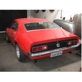 restauração de carros maverick preço Mandaqui