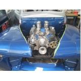 restauração de carro antigo muscle cars