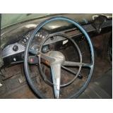 restauração de carros clássicos
