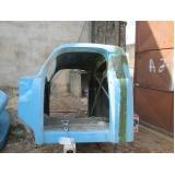 restauração de carros em fibra de vidro
