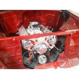 restauração e preparação de carros